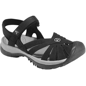 Keen Rose sandaalit Naiset, black/neutral gray